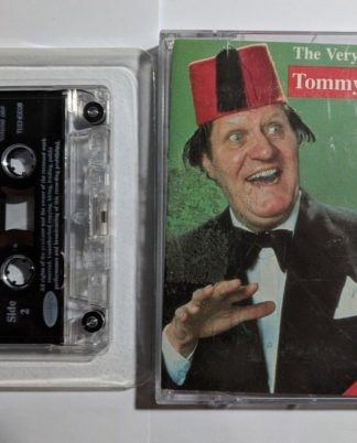 The Very Best Of Tommy Cooper On One Cassette Tape
